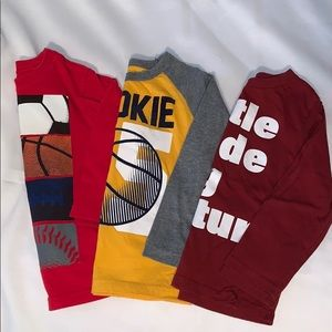 Toddler Boy long sleeves bundle!